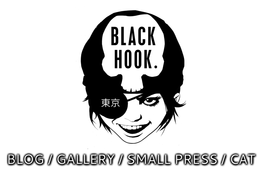 black hook press